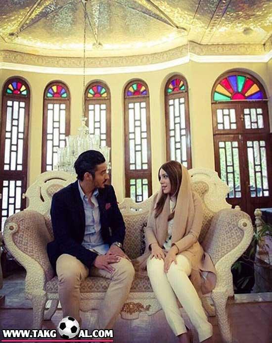 عکسهای عروسی قوچان نژاد